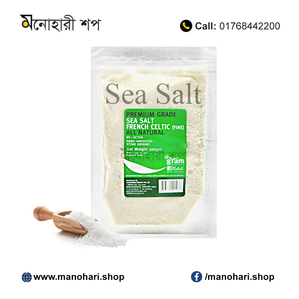 Sea Kosher Salt Bangladesh